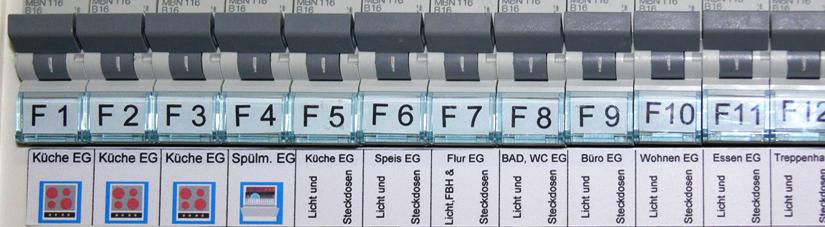Planung Elektroinstallation Beleuchtung Lichttechnik